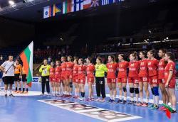 България тръгна с победа на Европейското по хандбал във Варна