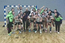 """ХК """"Бъки"""" е шампион на България за трета поредна година, """"Чардафон"""" завършва на 4-то място"""