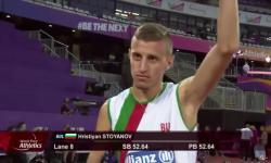 Християн Стоянов ще представя България на Балканиадата по лека атлетика