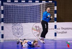 Блестяща Ивон Дюлгерова изведе България до втора поредна победа на Европейското във Варна