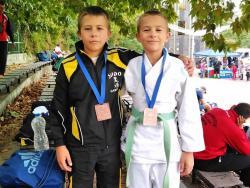 Три медала от братята джудисти Рачеви