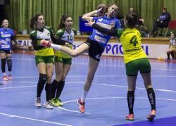 """""""Будучност"""" си хареса новия талант на българския женски хандбал Мари Томова"""